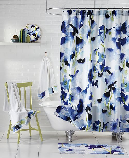 Bluebellgray Skye Shower Curtains