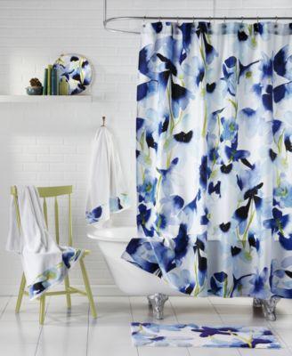 skye shower curtains