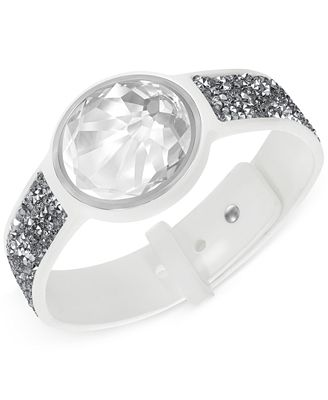 swarovski shine activity tracker piofiora bracelet. Black Bedroom Furniture Sets. Home Design Ideas
