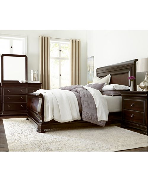 Furniture Closeout Heathridge Bedroom Furniture Collection Created