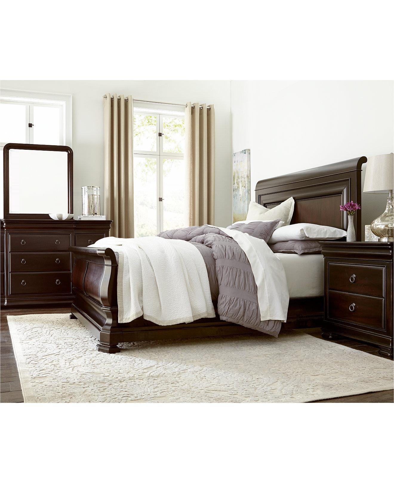 Calvin Klein Bedroom Furniture Heathridge Bedroom Furniture Only At Macys Furniture Macys