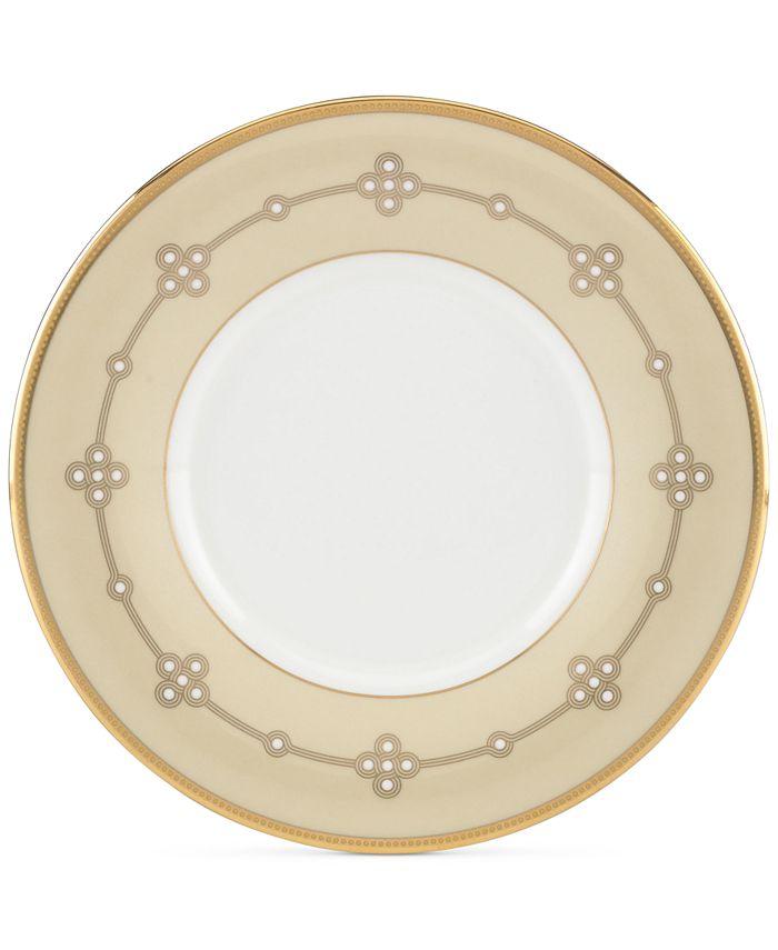 Lenox - Jeweled Jardin Collection Bone China Saucer