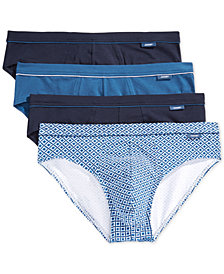 Jockey Stretch Tagless Bikini Briefs, 4 Pack