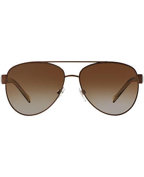 2aa186e43ef Burberry Polarized Sunglasses