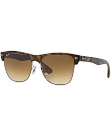 Ray-Ban Sunglasses, RB4175 CLUBMASTER OVERSIZED