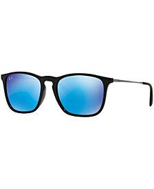 Ray-Ban Sunglasses, RB4187 54 CHRIS