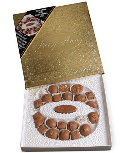 Betsy Ann 16oz Milk Assorted Box of Chocolates