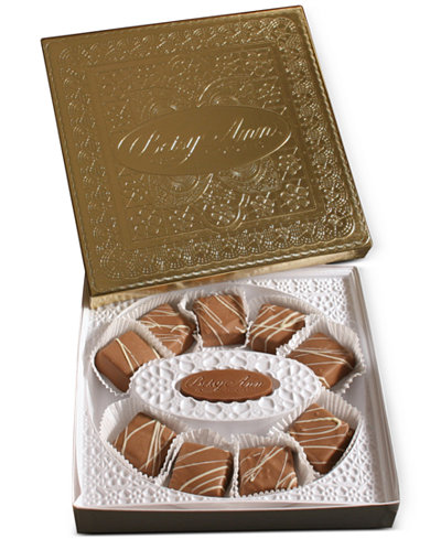 Betsy Ann Chocolates Truffled Fudge Gift Box