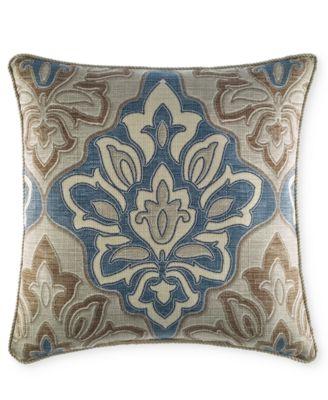 """Captain's Quarters 18"""" Square Decorative Pillow"""