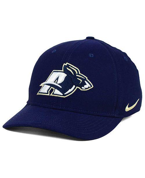 buy popular 47f58 4c172 ... Nike Akron Zips Classic Swoosh Cap ...