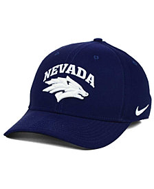Nike Nevada Wolf Pack Classic Swoosh Cap