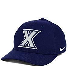Nike Xavier Musketeers Classic Swoosh Cap