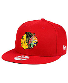 New Era Chicago Blackhawks All Day 9FIFTY Snapback Cap