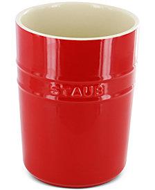 Staub Cherry Ceramic Utensil Holder
