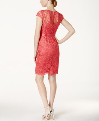 Adrianna Papell Woman Lace Dress