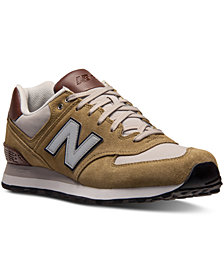 New Balance Men's 574 Beach Cruiser Casual Sneakers from Finish Line