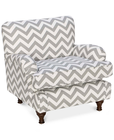 Brodie Kids Roll Armchair, Quick Ship