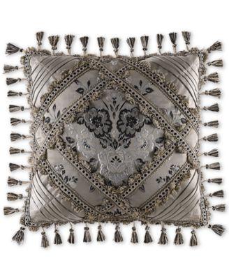 "Alessandra18"" Square Decorative Pillow"