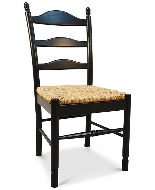 Carolina Classics CLOSEOUT! Fabian Dining Chair, Quick Ship