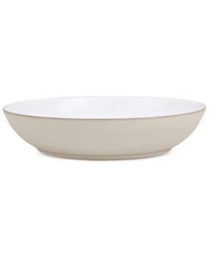 Denby Natural Canvas Stoneware Pasta Bowl