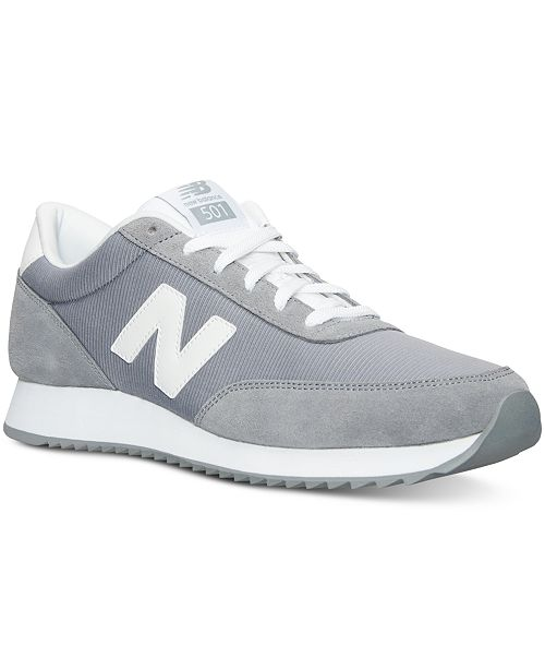 e97cdc96a652 ... New Balance Men s 501  90s Traditional Casual Sneakers from Finish Line  ...