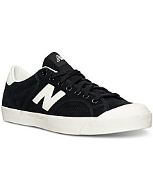 New Balance Men's Pro Court Suede Casual Sneakers from Finish Line