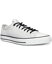 Converse Men's Chuck Taylor All Star Ox Amp Cloth Casual Sneakers