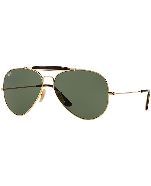 Ray-Ban Sunglasses, RB3029 OUTDOORSMAN II