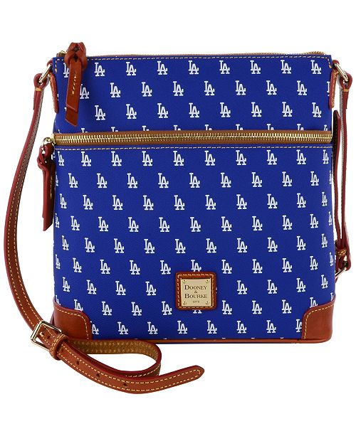 Dooney & Bourke Los Angeles Dodgers Crossbody Purse