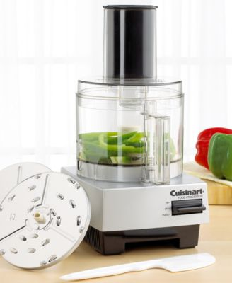 Cuisinart snack processor powered