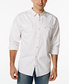 Levi's® Men's Standard Barstow Western Long-Sleeve Denim Shirt