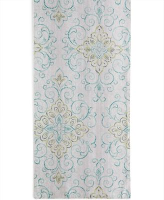 "French Perle Charm Collection 70"" Table Runner"