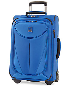 "CLOSEOUT! Travelpro Walkabout 3 22"" 2-Wheel Carry-On Luggage, Created for Macy's"