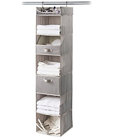 Neatfreak Harmony Twill 6-Shelf Closet Organizer