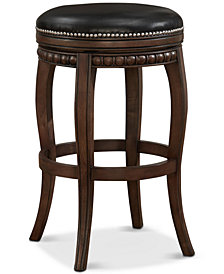 Alonza Bar Height Stool, Quick Ship