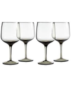 Hotel Collection Modern Wine Glasses, Set of 4, Only at Macy's