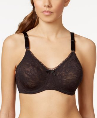 Image of Bali Comfort Lace and Smooth Seamless Underwire Bra 3432