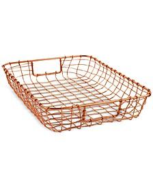 Cabo Letter Basket