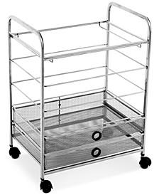 Digit File Storage Cart
