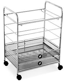 Design Ideas Digit File Storage Cart