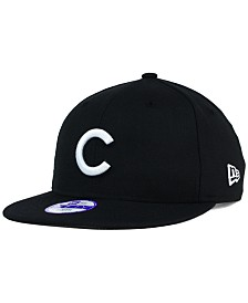 New Era Kids' Chicago Cubs B-Dub 9FIFTY Snapback Cap