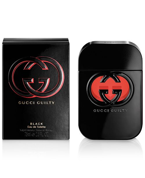 9a3a0a277e0 Gucci Guilty Black Fragrance Collection for Women   Reviews - All ...