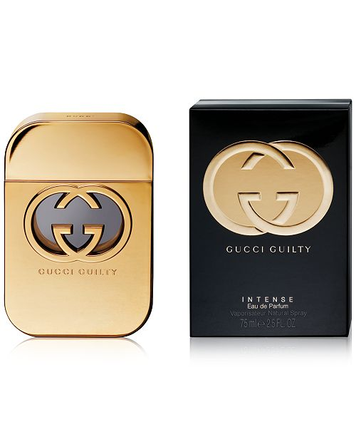 33ab0c4f58 Gucci Guilty Intense Eau de Parfum Fragrance Collection for Women ...