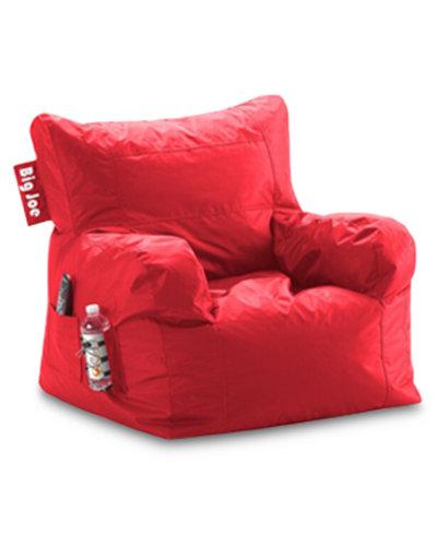 Bea Dorm Bean Bag Chair Quick Ship Furniture Macy S