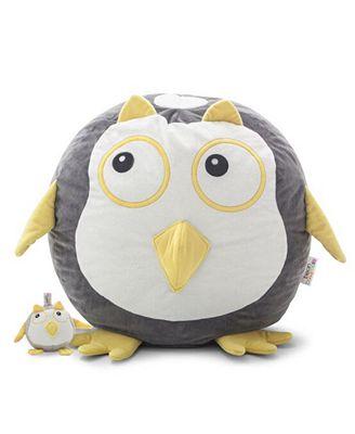 Oscar the Owl Bean Bag, Direct Ship