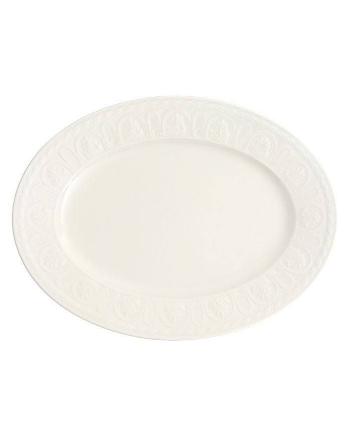 "Villeroy & Boch - ""Cellini"" Oval Platter"
