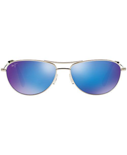 b3b5538220bb Maui Jim Polarized Baby Beach Sunglasses