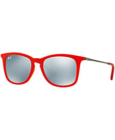 Ray-Ban Junior Sunglasses, RJ9063S KIDS