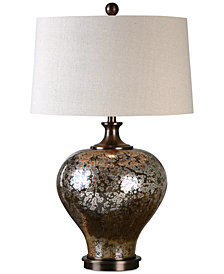 Uttermost Liro Glass Table Lamp