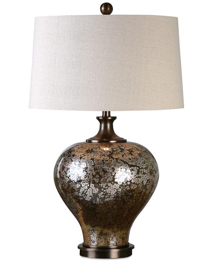 Uttermost - Liro Glass Table Lamp